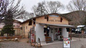 Chimayo, NM - Vigil Store