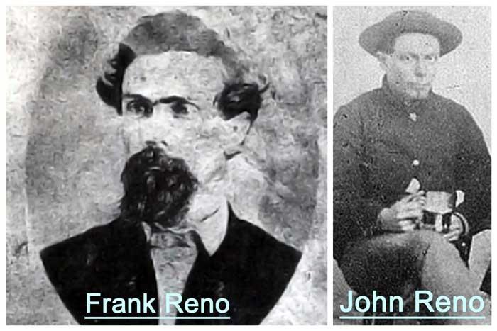 Frank & John Reno