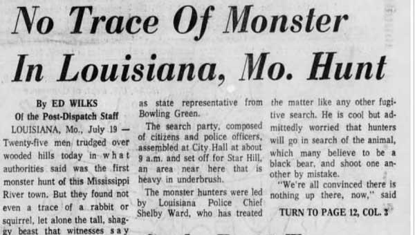 St. Louis Post Dispatch 1972