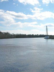 Waccamaw River courtesy Wikipedia.