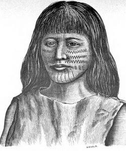 Wailaki Woman