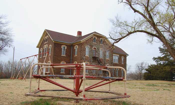 Brookville, Kansas School