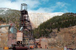 Questa, New Mexico Mine, courtesy the Santa Fe New Mexican