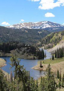 Conejos Peak, Colorado courtesy Wikipedia.