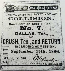 Crush Ticket