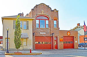 Chillicothe, Ohio Fire Station by Dave Alexander.