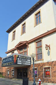 Majestic Theatre in Chillicothe, Ohio by Kathy Weiser-Alexander.