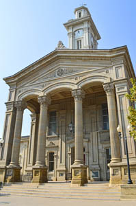 Ross County Courthouse in Chillicothe, Ohio by Kathy Weiser-Alexander.