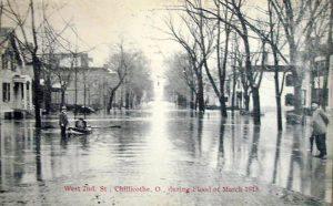 Chillicothe, Ohio Flood, 1913