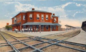 Chillicothe, Ohio Railroad Depot