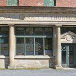 Thurmoond National Bank, Thurmond, West Virginia by Kathy Weiser-Alexander.